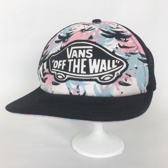 04f4885b728 Vans Off The Wall snapback hat. M 5c3eb31bf63eea35544c11c6